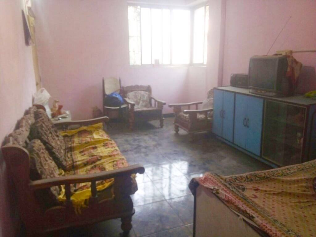 Flat for sale at dombivli west, airy and well lit, 10 minutes walking distance from dombivli station