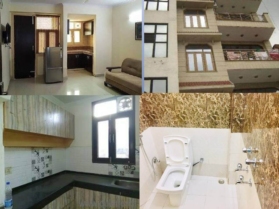4 BHK Apartment / Flat for Rent 999 Sq. Feet at Gurgaon, Baldev Nagar