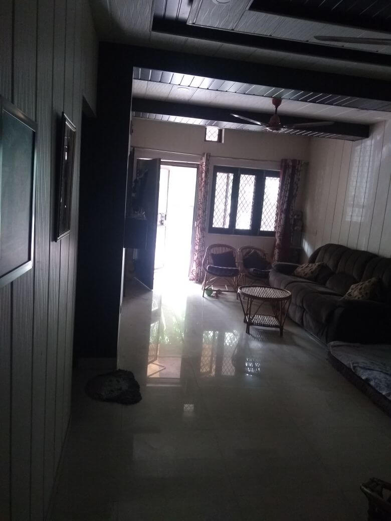 Newly Done 2BHK + Wardrobe & Modular Kitchen in Noida sector 37.