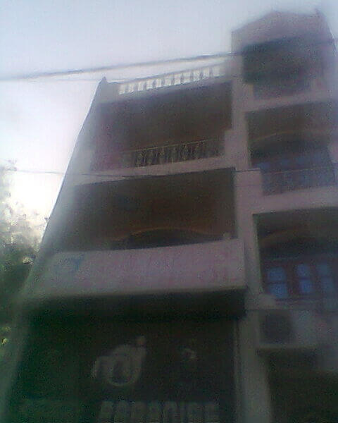 commercial space is available for rent/lease on main road yamuna vihar delhi110053.
