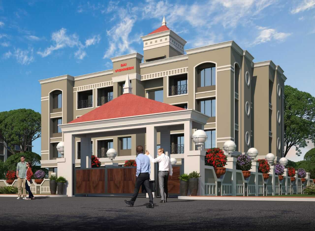 1 BHK Apartment / Flat for Sale 670 Sq. Feet at Karjat