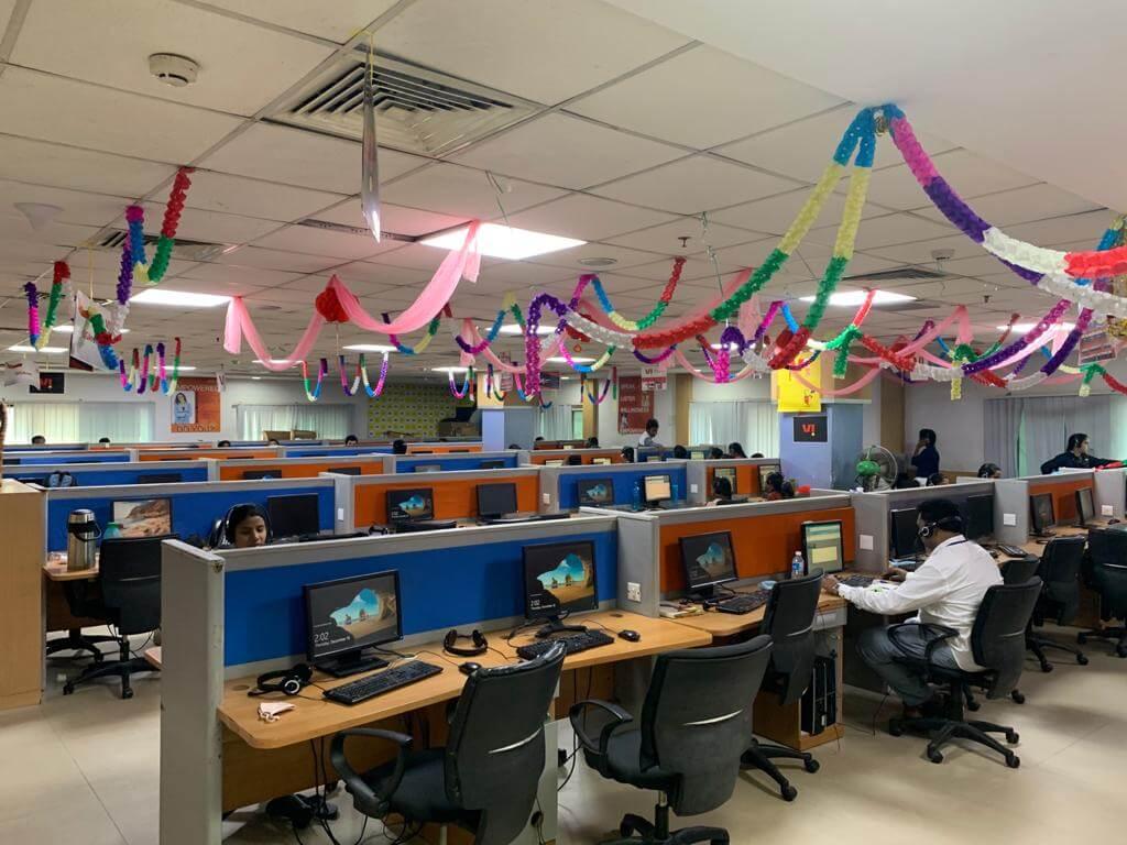 Plug and Play Office for Rent 5150 Sq. Feet at Vijayawada, Rtc Colony