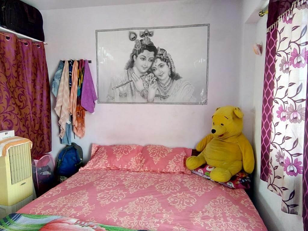1 BHK Apartment / Flat for Rent 300 Sq. Feet at Hyderabad, Seri Lingampalli