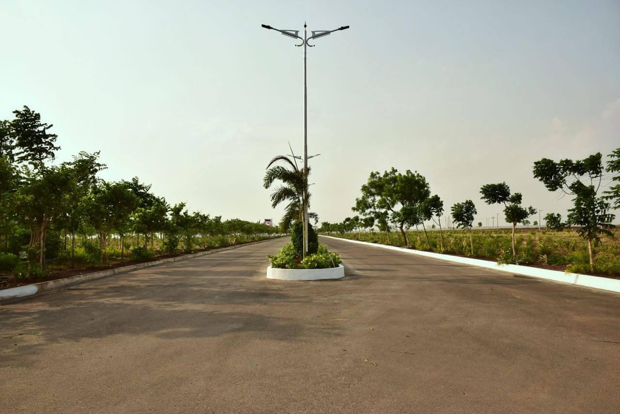 VANA BHOOMI land of garden homes Residential Plot for sales at madireddypalli village, nawabpet vikharabad