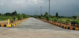 open plots very near to ORR gangaram village totally residential plot area.