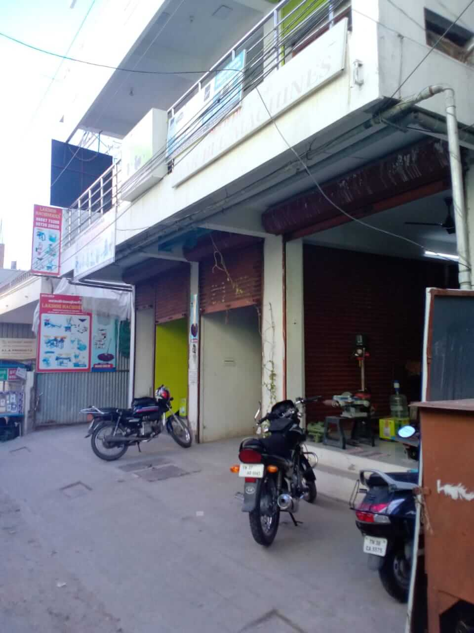 Office Space for Rent 100 Sq. Feet at Coimbatore