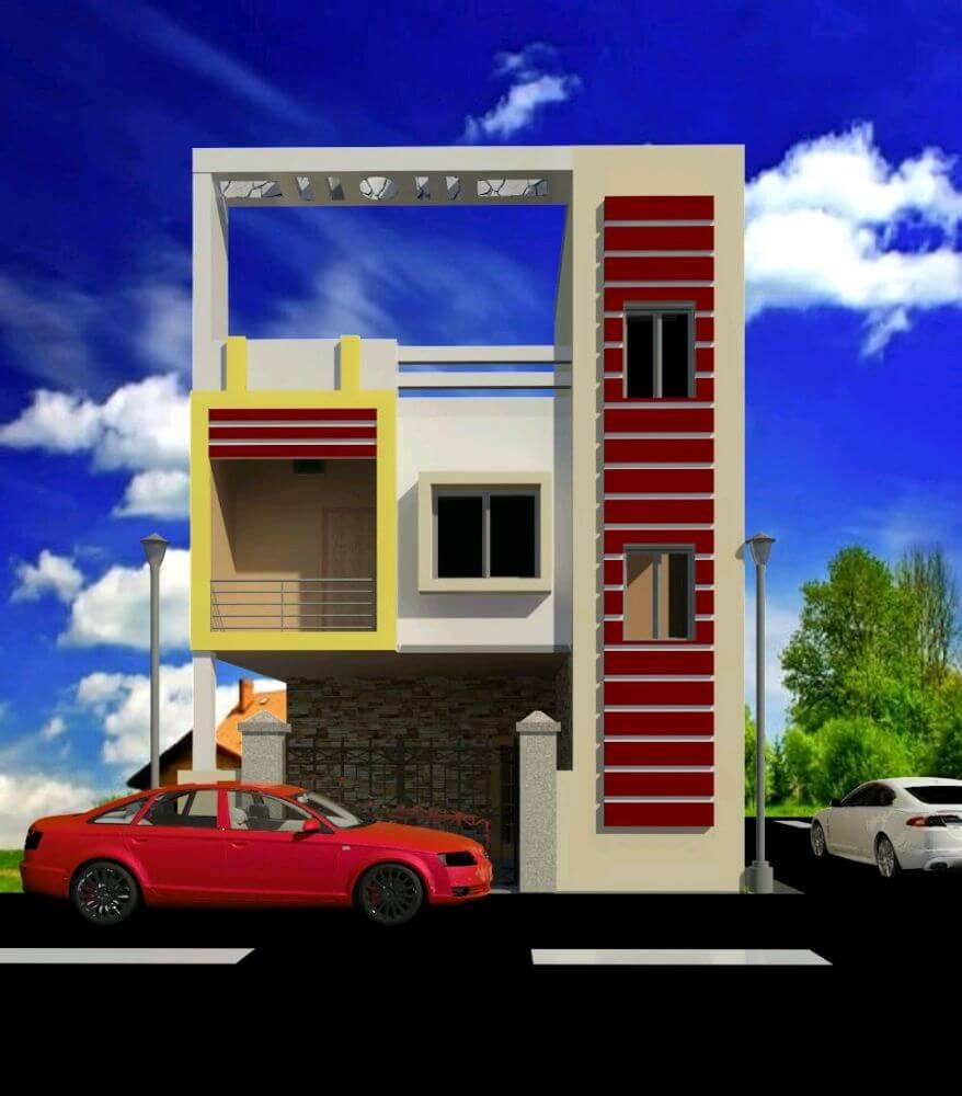 Independent House for Sale 625 Sq. Feet at Chennai, Pallikaranai