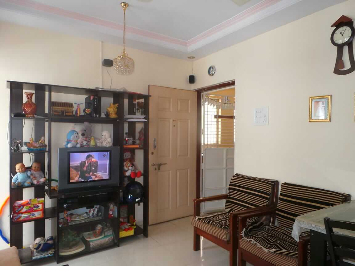 1 BHK Apartment / Flat for Rent 575 Sq. Feet at Pune, Waraje