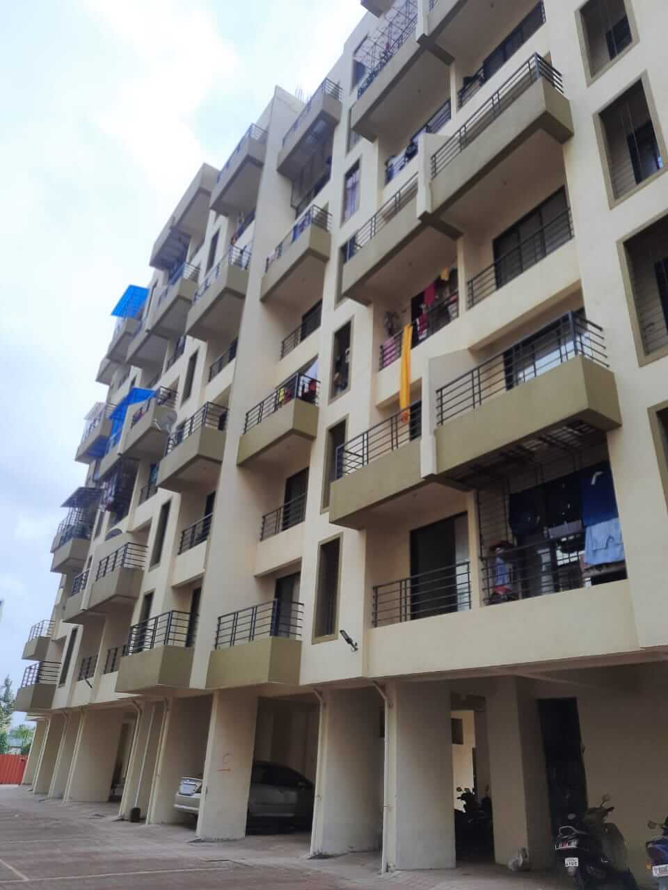 1 BHK Apartment / Flat for Sale 625 Sq. Feet at Mumbai, Virar