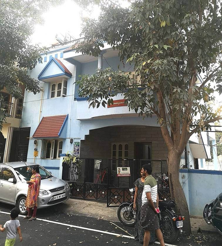 Independent House for Rent 800 Sq. Feet at Simgasandra
