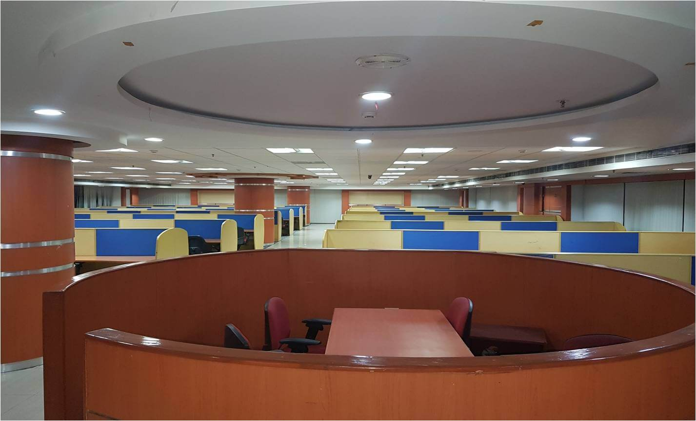 Office Space for Rent 68000 Sq. Feet at Hyderabad
