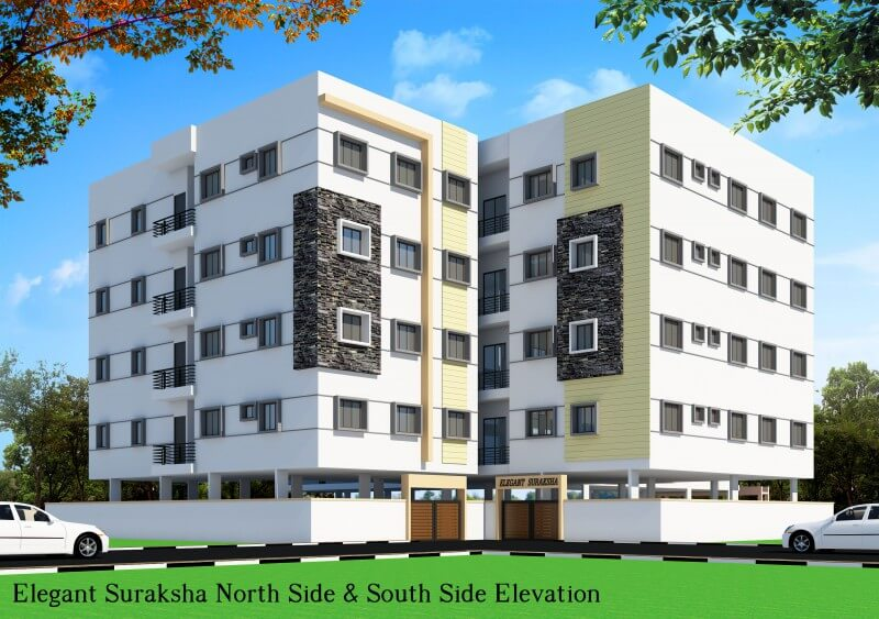 11,500 sft 3 BHK property for sale at J P Nagar 1st Phase 2 Bathroom  and Carparking