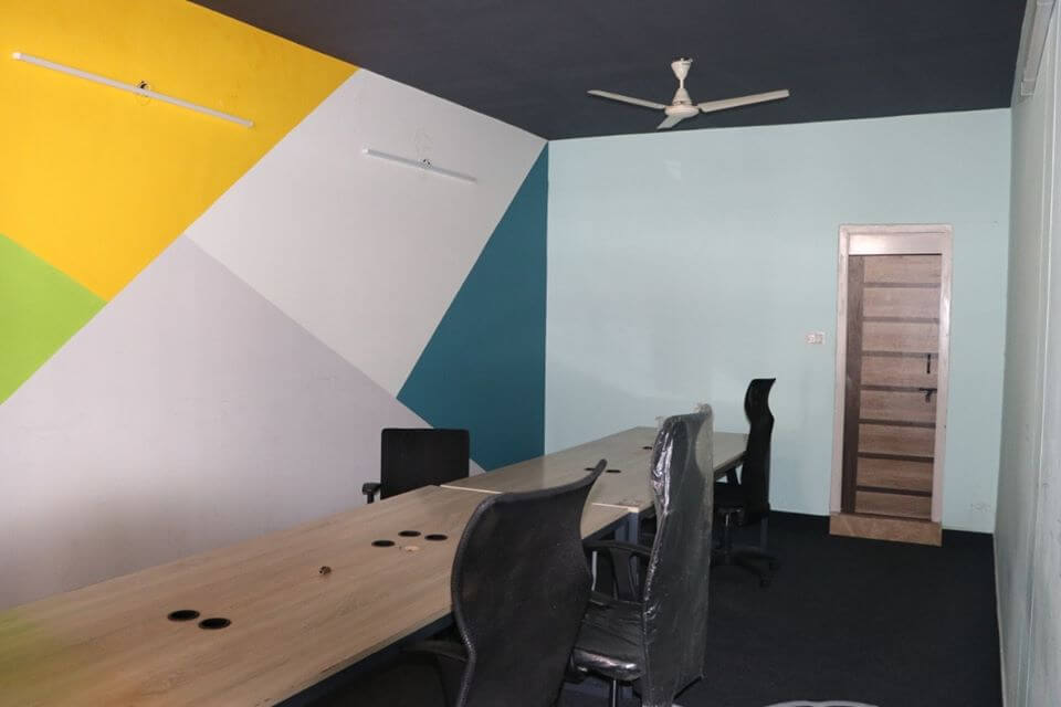 Office Space for Rent 1000 Sq. Feet at Cambridge Layout