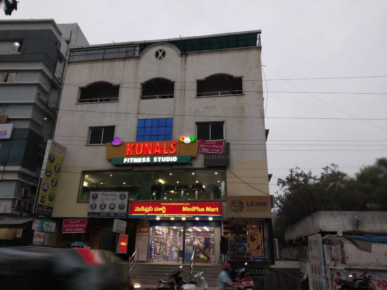 Commercial Space Available in Heart Of Srinagar Colony Main Road