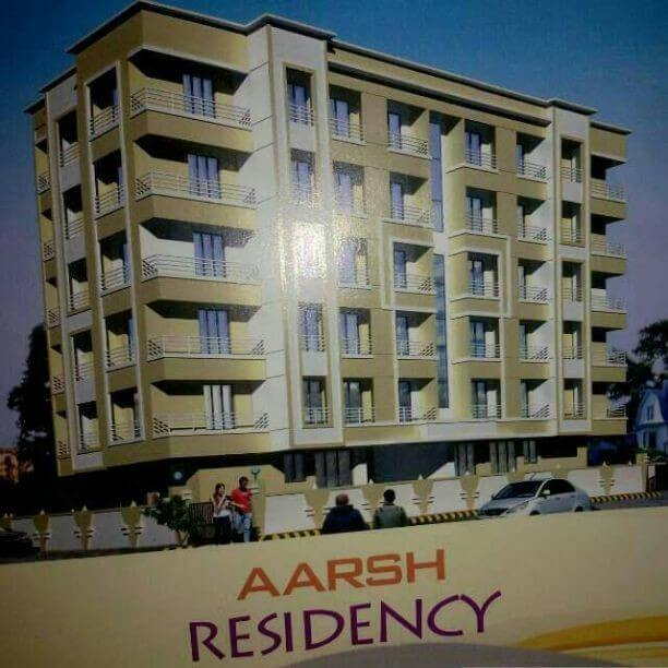 seven mins walkable distance from Badlapur station. It has 4 balconies and 2 baths