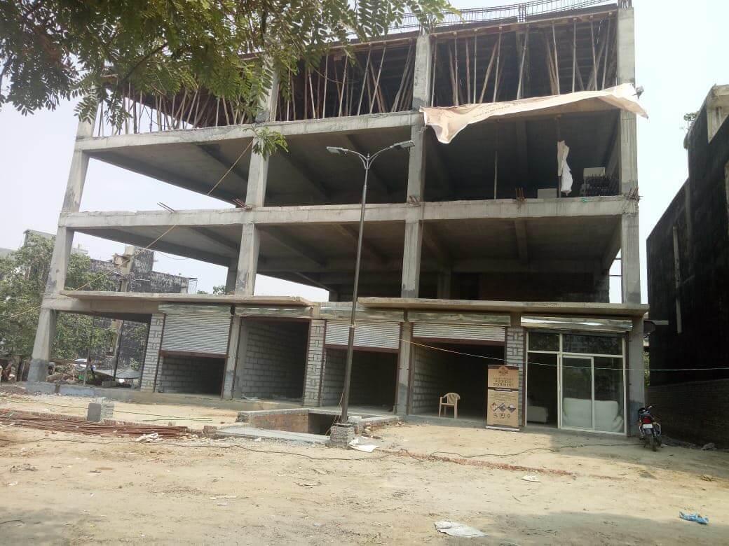 Shakti plaza commercial project in heart of indirapuram ghaziabad up