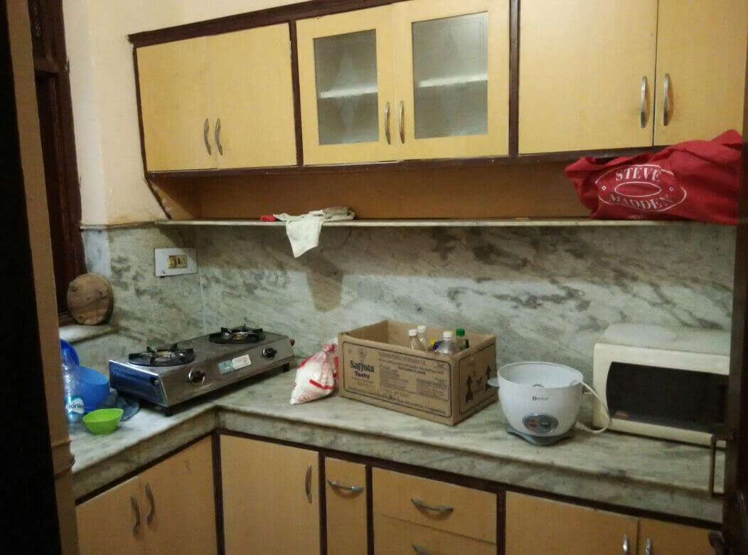 2 BHK Fully furnished, GF Independent with 2 ACs, near Lodhi club, opp hotel KEYS, Ludhiana