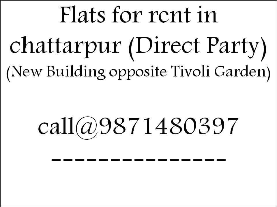 3 BHK Apartment / Flat for Rent 1000 Sq. Feet at Gurgaon, M.G. Road