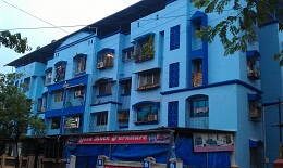 1RK Flat. Carpet area 375sq ft Price 29.3 lac for immediate sale. WE HAVE SOCIETY N.O.C for Non-residential/Office Use in three storey apartment is available for sale in Vasai Road east, Mumbai. Its at a prime location