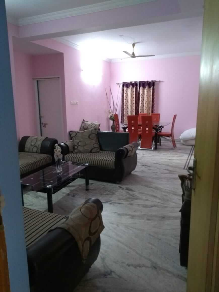 2 BHK Apartment / Flat for Rent 1000 Sq. Feet at Hyderabad, Jubilee Hills