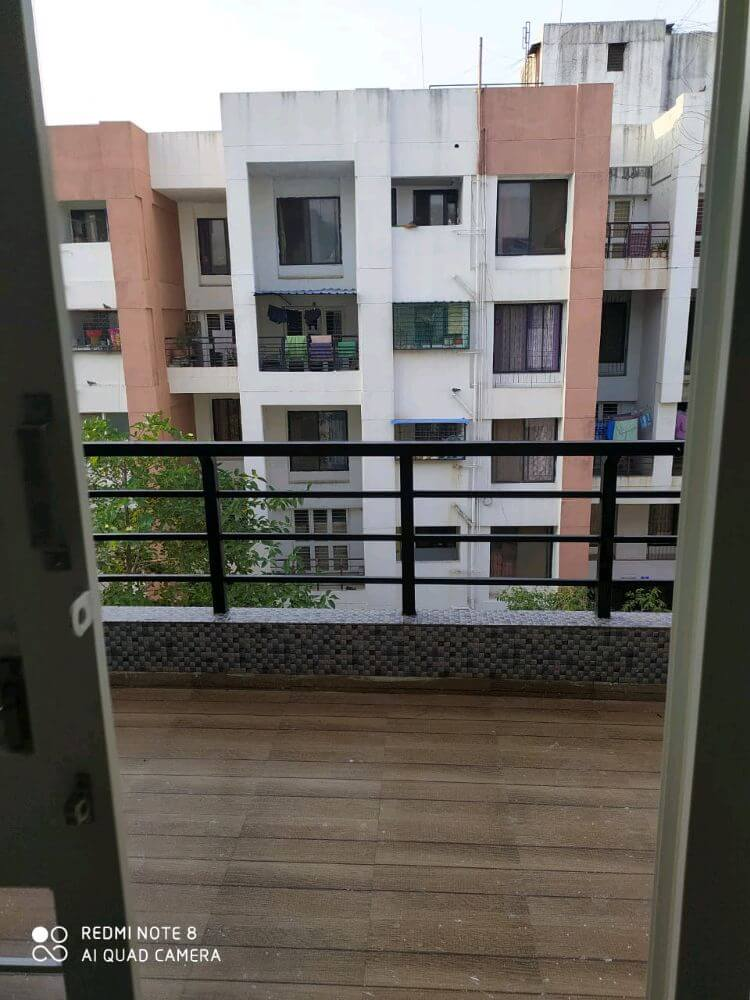 3 BHK Apartment / Flat for Rent 947 Sq. Feet at Pune