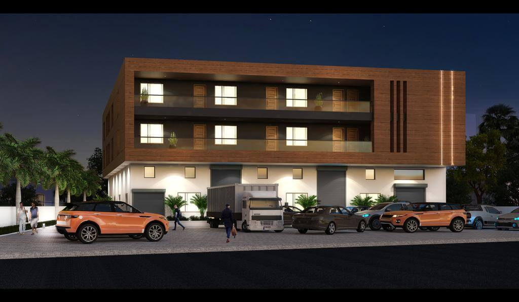 Multipurpose Commercial Space for Rent near Nationa Highway 66 Mangalore