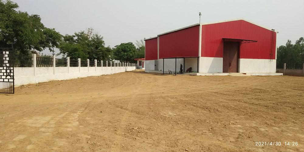 Warehouse / Godown for Rent 5600 Sq. Feet at Bahraich