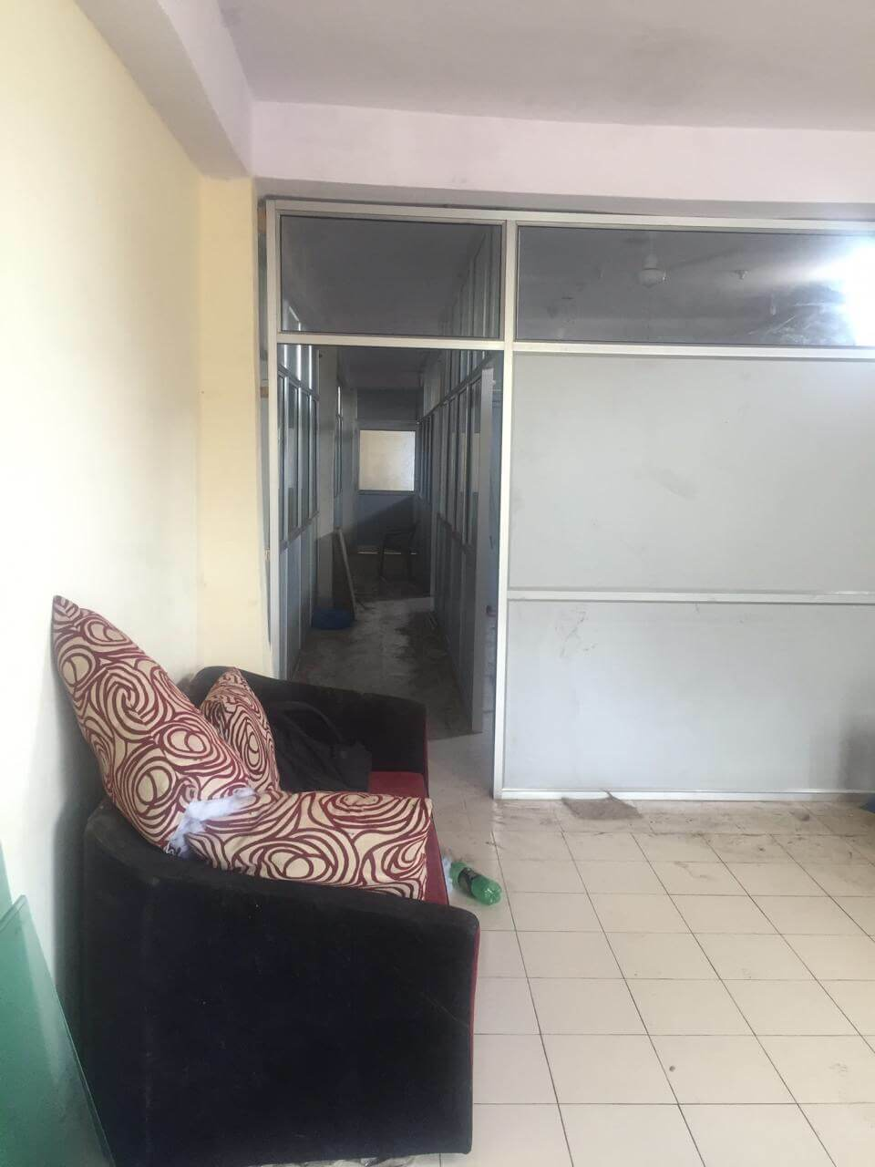 east facing, fully furnished plot along with washrooms and proper water and electricity supply
